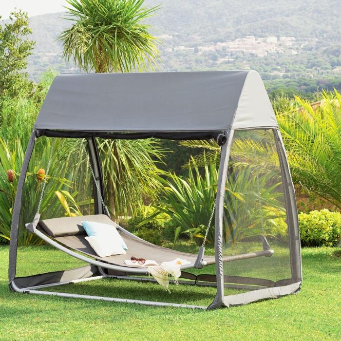 Comment choisir le meilleur hamac sur pied id es en photos for Castorama meuble de jardin