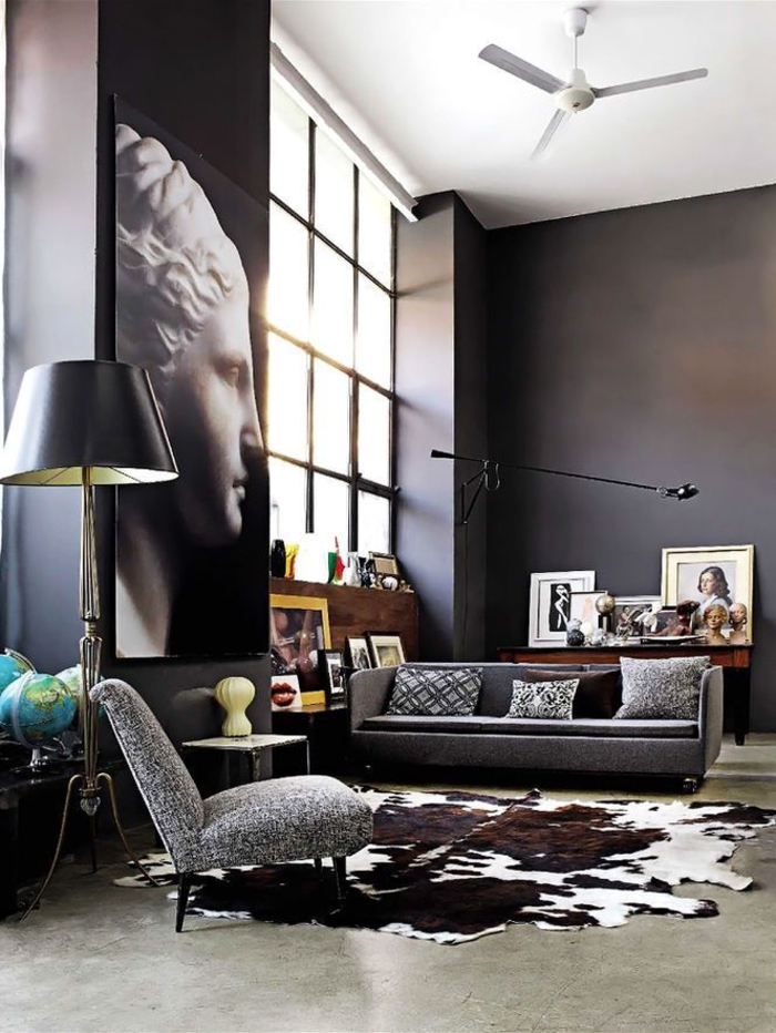 le tapis de salon dans quelques mots et beaucoup de photos. Black Bedroom Furniture Sets. Home Design Ideas