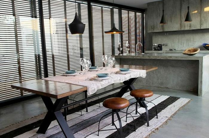 1-les-stores-venitiens-qui-sont-de-plus-en-plus-convenables-pour-la-salle-de-séjour-table-de-cuisine