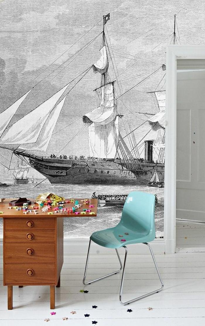 1-papier-peint-intissé-castorama-dans-la-salle-de-séjour-meubles-élégants-bureau-poser-du-papier-peint-intissé