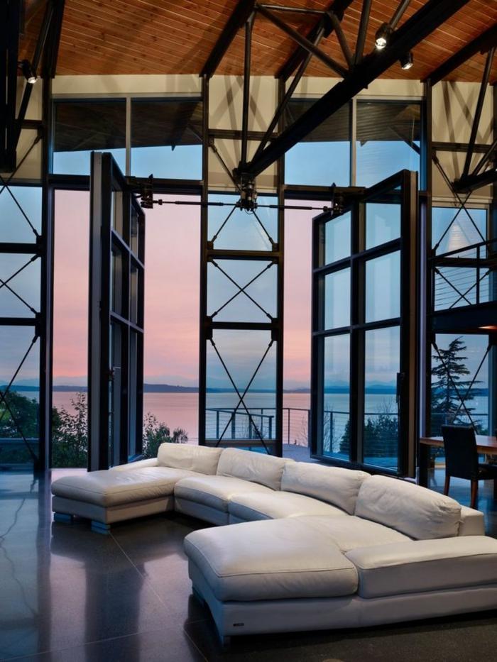 1-paravent-leroy-merlin-salon-moderne-canapé-beige-en-cuir-salle-de-séjour-esprit-loft