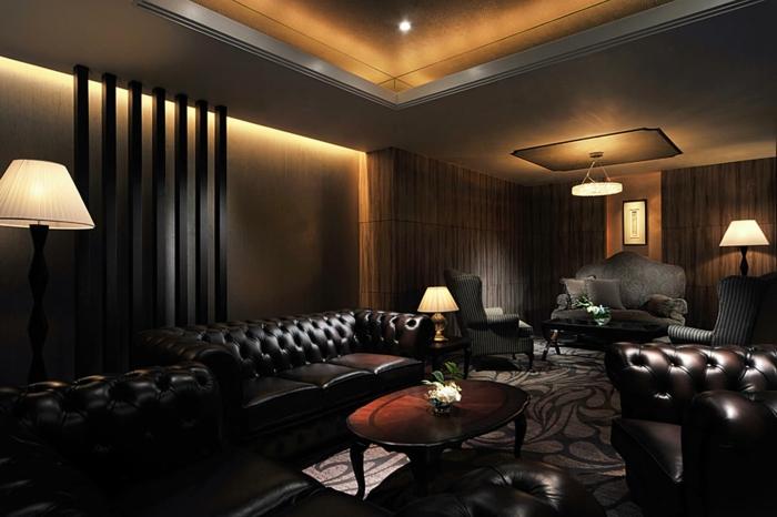 1-pour-avoir-le-plus-beau-salon-en-cuir-noir-opter-pour-le-fauteuil-club-pas-cher-ikea
