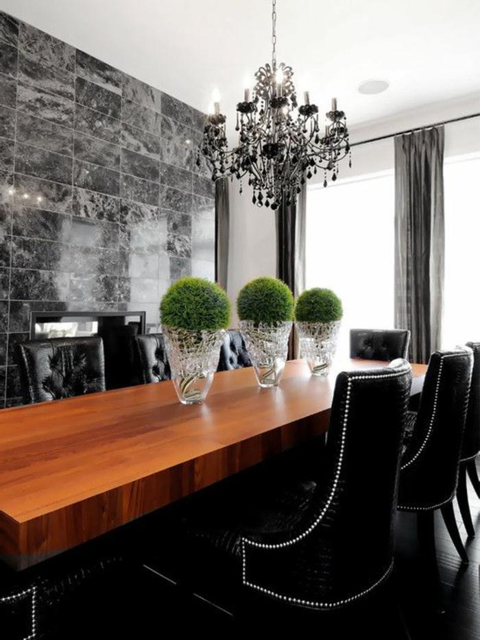 1-quelle-type-de-décoration-pour-la-table-de-la-salle-de-séjour-lustre-en-fer-noir