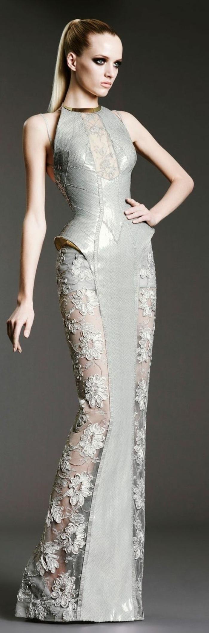 1-robe-fluide-habillée-de-couleur-gris-pour-les-filles-blondes-les-femmes-modernes