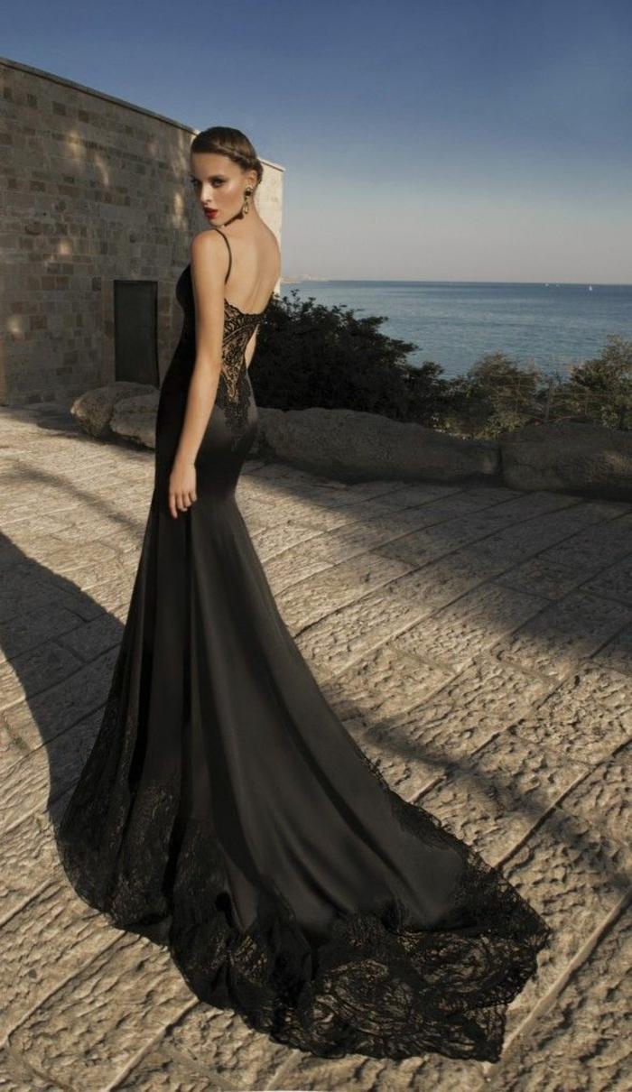1-robe-fluide-habillée-de-couleur-noir-pour-les-femmes-modernes
