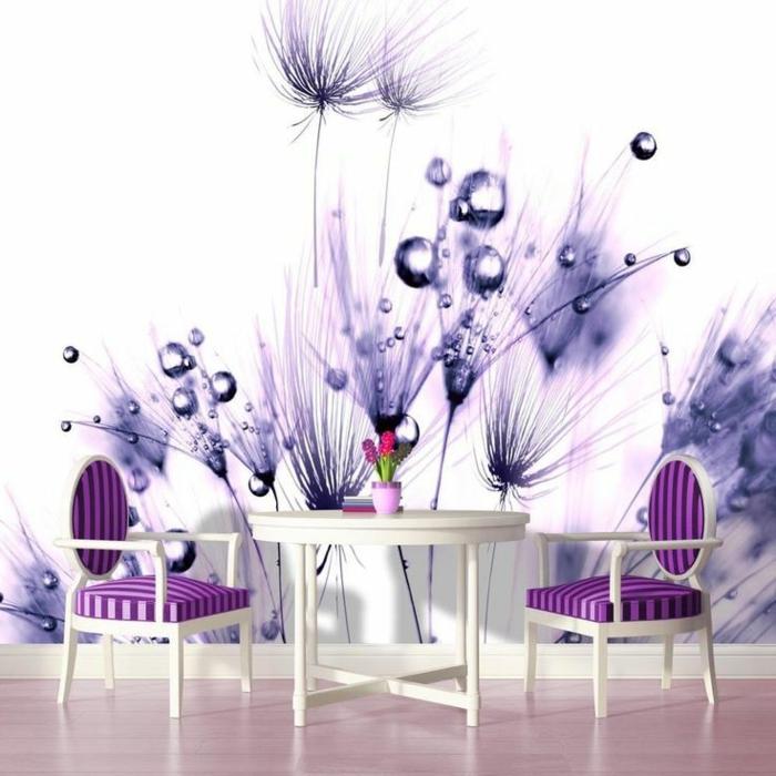 1-tapisserie-leroy-merlin-décorer-sa-chambre-avec-tapesserie-papier-peint-intissé