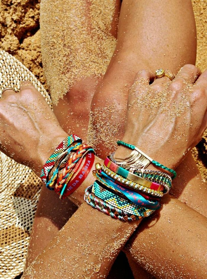 2-bracelets-brésiliens-modèle-coloré-bijoux-de-filles-bijoux-de-plage-colorés-diy-idee
