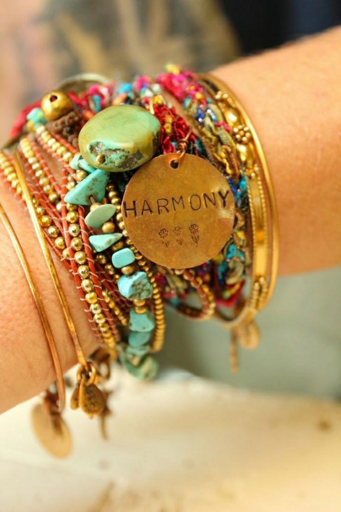 2-bracelets-brésiliens-modèle-coloré-bijoux-de-filles-bijoux-de-plage-colorés-diy