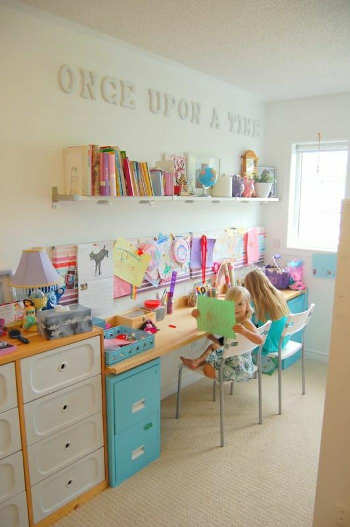 Choisir la meilleure chaise de bureau enfant avec cette for Amenager un bureau dans une chambre