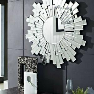 Parfait Le Miroir Décoratif En 50 Photos Magnifiques!