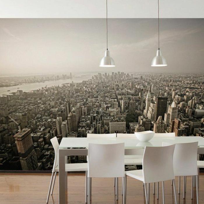 Chambre deco voyage id es de d coration et de mobilier for Idee deco chambre new york