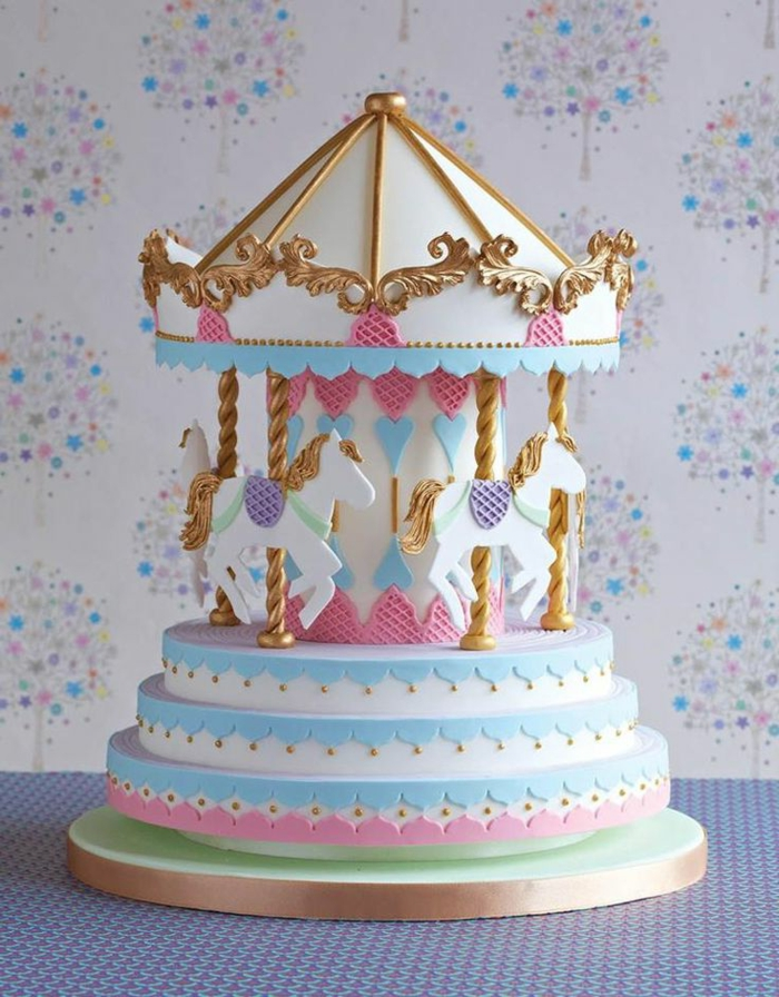 idee gateau anniversaire fille 3 ans arts culinaires magiques. Black Bedroom Furniture Sets. Home Design Ideas