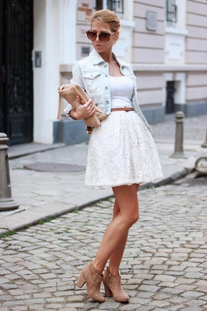La-robe-blanche-dentelle-robe-de-soirée-dentelle-sur-la-rue