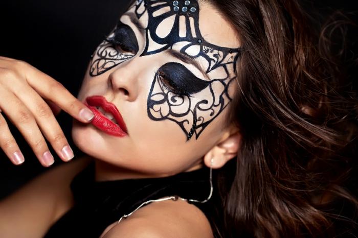 Le-maquillage-halloween-vacances-toussaint-2015-masque-lèvre-rouge-resized