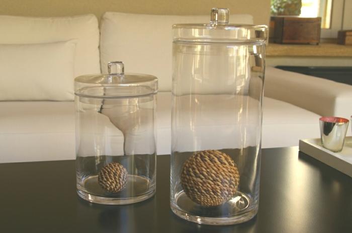 Verre-bonbonnière-idée-creative-pour-la-déco-pot-en-verre-deco-salle-de-sejour