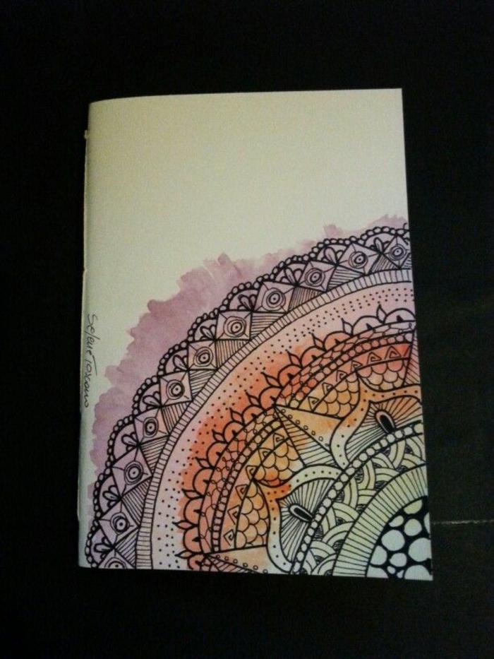 agenda-scolaire-personnalisable-cahier-personnalisable-idées-originales-peinture