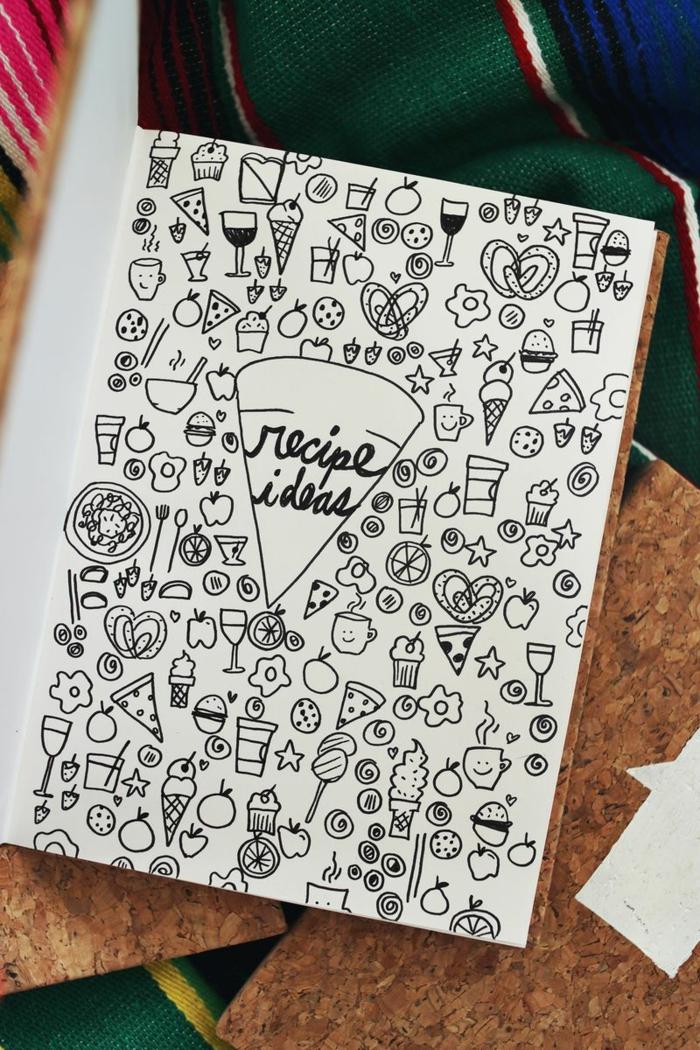 agenda-scolaire-personnalisable-cahier-personnalisable-idées-originales-pizza