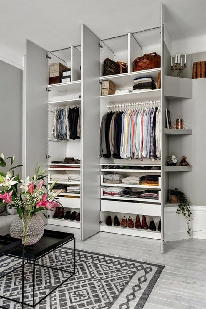 aménager-un-dressing-meuble-dressing-blanc