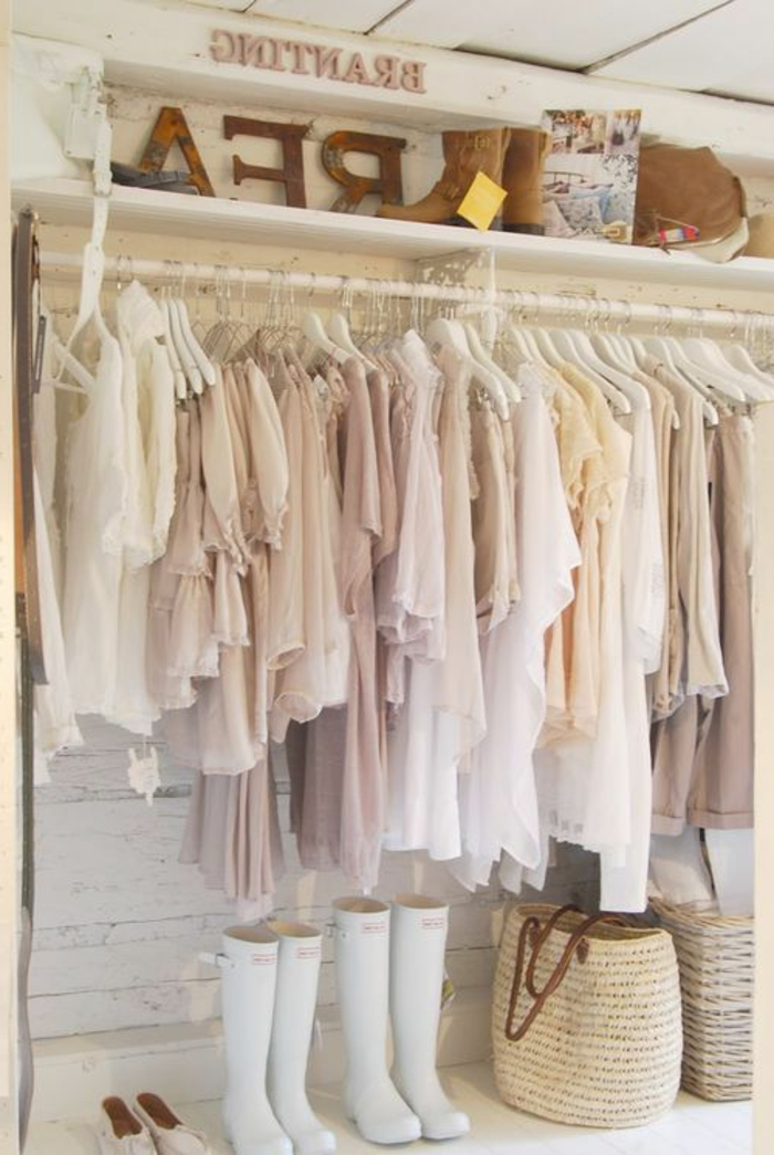 aménager-un-dressing-shabby-chic