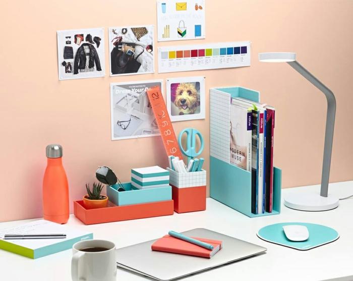 amenager-son-bureau-bien-pour-la-rentrée-scolaire-septembre-2015-bureau-bleu-et-orange-resized