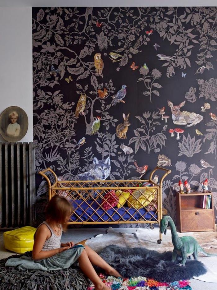 ardoise-murale-cuisine-tableau-ardoise-deco-mural-ardoise-murale-cuisine-belle-peinture-chambre-à-coucher-enfant