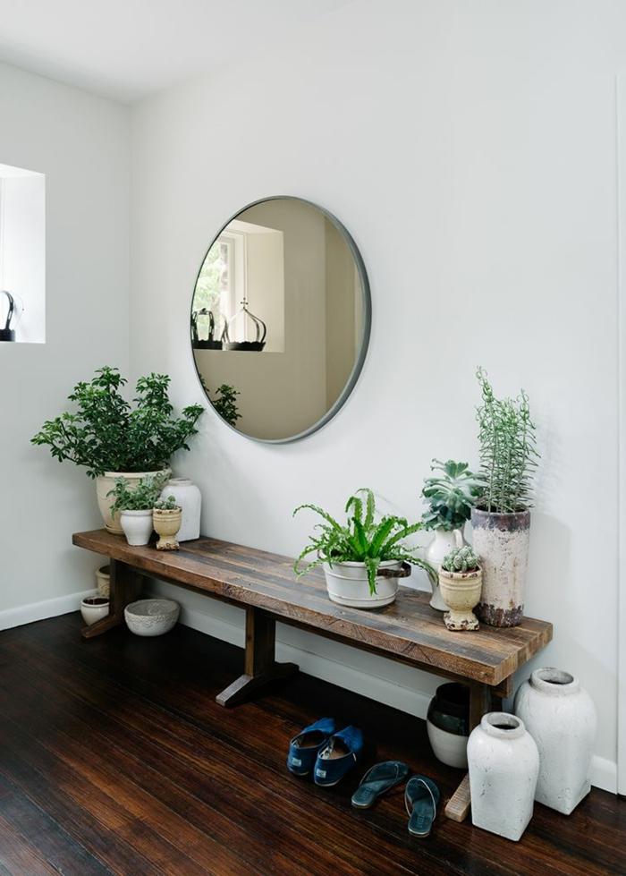 banc-de-rangement-sol-en-bois-miroir-rond