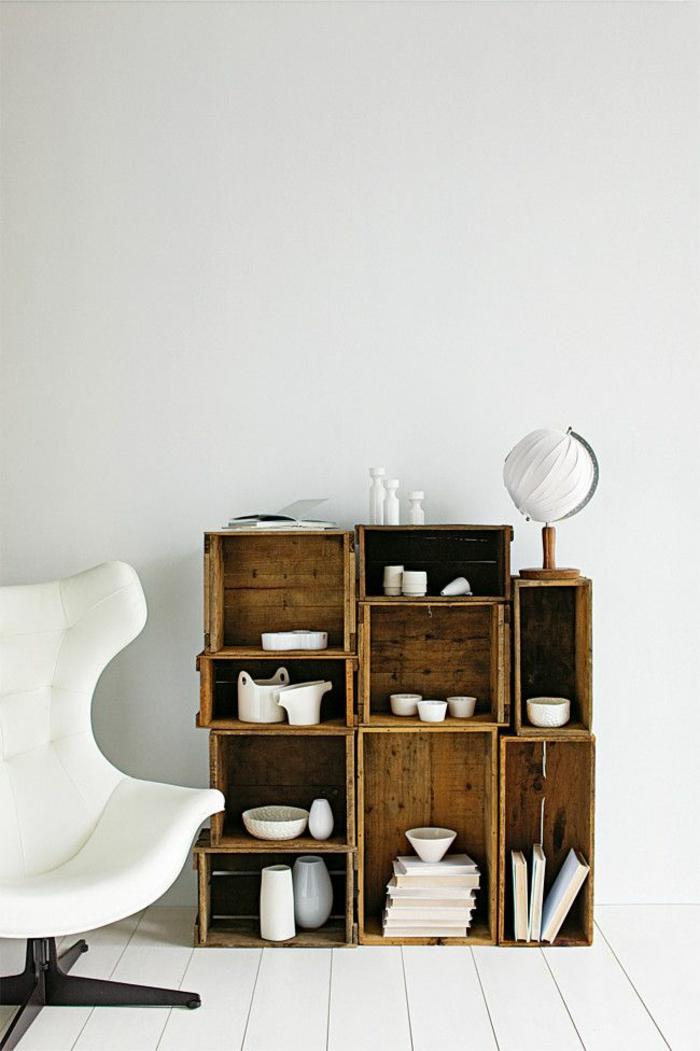 De armoires cuisine rangement cr atif for Armoire cuisine rangement