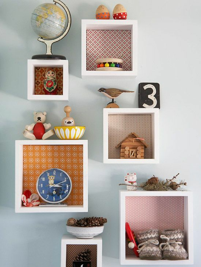 boîte-de-rangement-boîtes-suspendues-décoratives