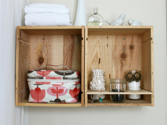 boîte-de-rangement-organisation-créative-pour-salle-de-bains