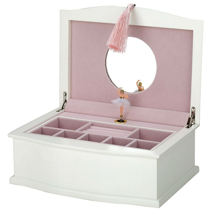 boite-à-musique-bébé-boite-a-bijoux-musicale-boite-à-bijoux-musicale-ballerine-rose-et-blanche