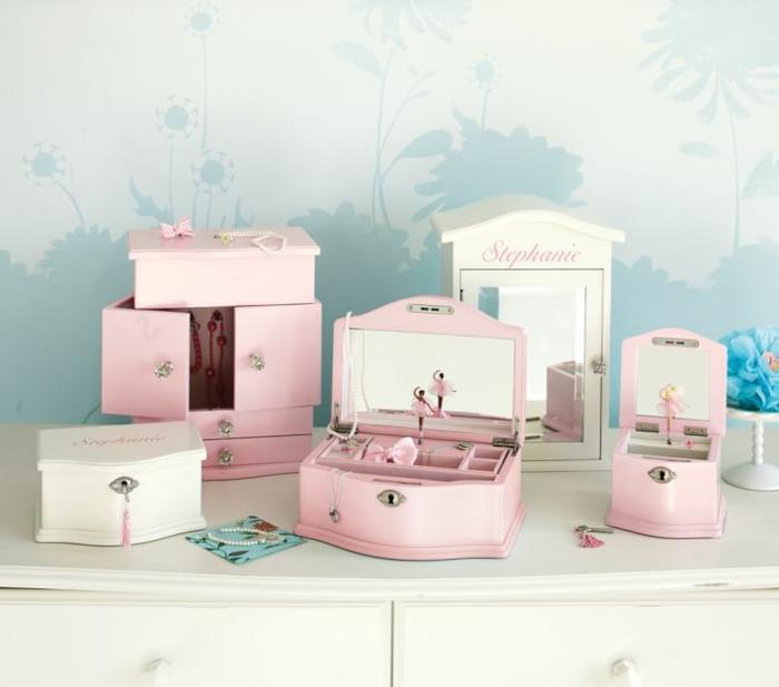 Agréable Idee Chambre Petite Fille #8: Boite-a-bijoux-musicale-pour-petite-fille-boite-à-bijoux-à-décorer-ballerine-danseuse-cadeau-enfant1.jpg