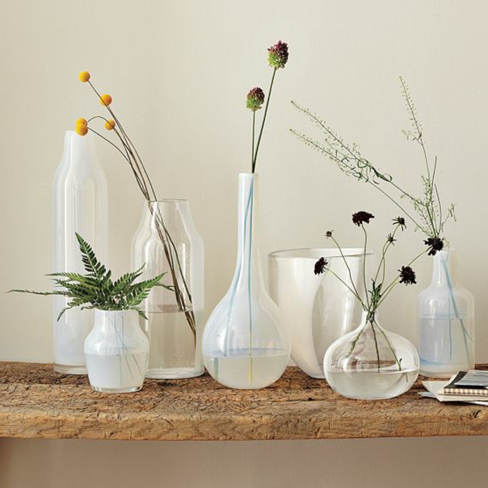 bol-boue-bourbe-vase-pas-cher-grand-vase-en-verre-transparent-blanc-fleurs