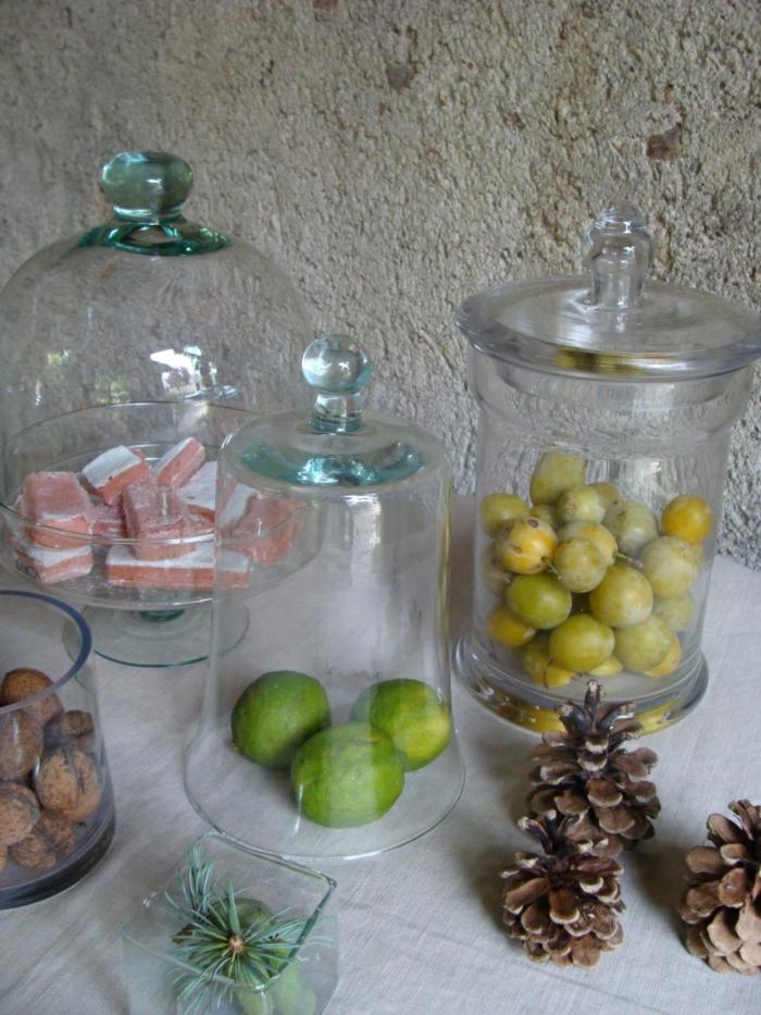 bonbonnière-mariage-dragées-originale-boite-verre-limons-poivrons-idée-deco