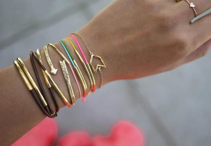 bracelets-brésilien-tuto-idee-pour-comment-faire-bracelet-bresilien-bijoux-pas-chers-coloré