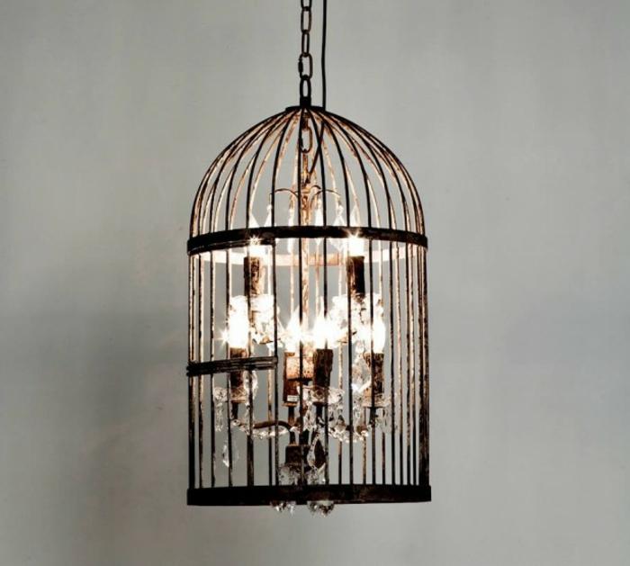 cage-à-oiseaux-décorative-cage-à-oiseaux-antique