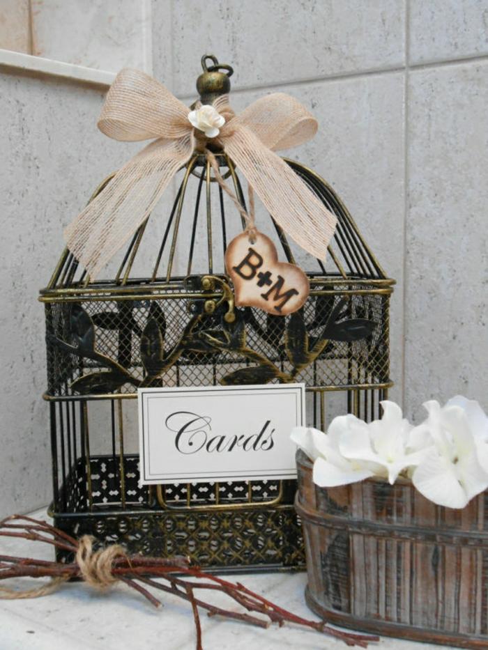 La Cage A Oiseaux Decorative
