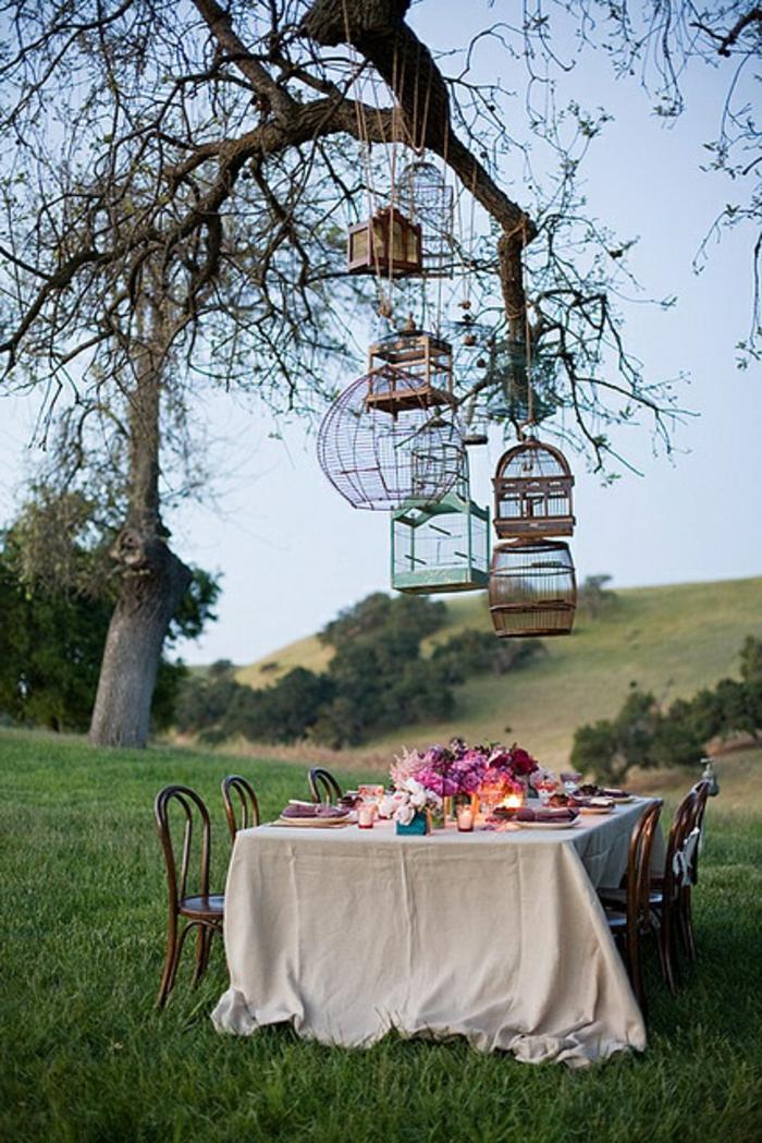 cage-à-oiseaux-décorative-décoration-extérieure-de-fetes