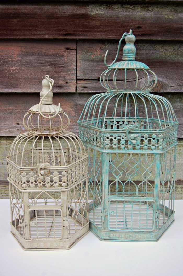 cage oiseaux vintage fabulous cage oiseaux en rotin with cage oiseaux vintage amazing brocante. Black Bedroom Furniture Sets. Home Design Ideas