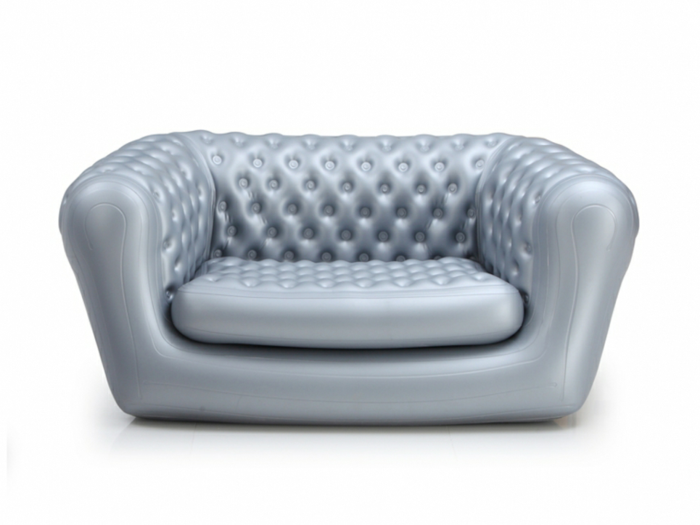 canapé-sofa-gonflable-convertible-2-places-intex-coloré-de-couleur-gris