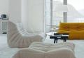 Les beaux décors avec le canapé togo légendaire
