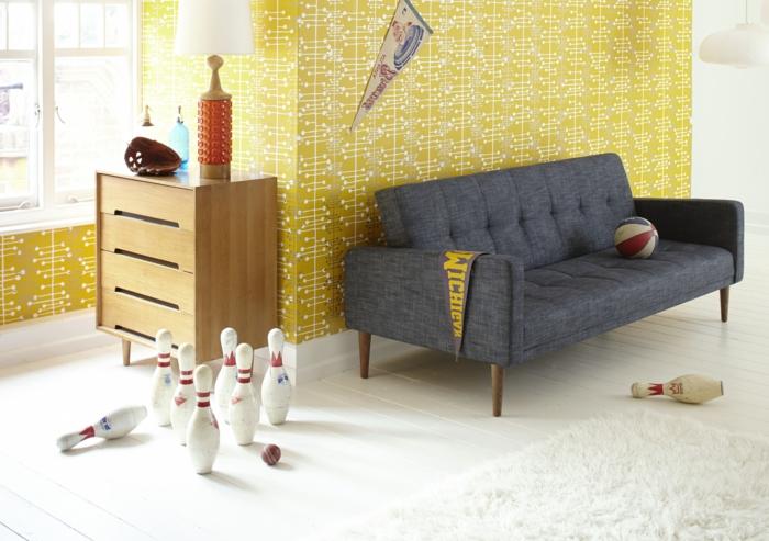 Canape Lit Confortable Meuble Pratique Design De Maison