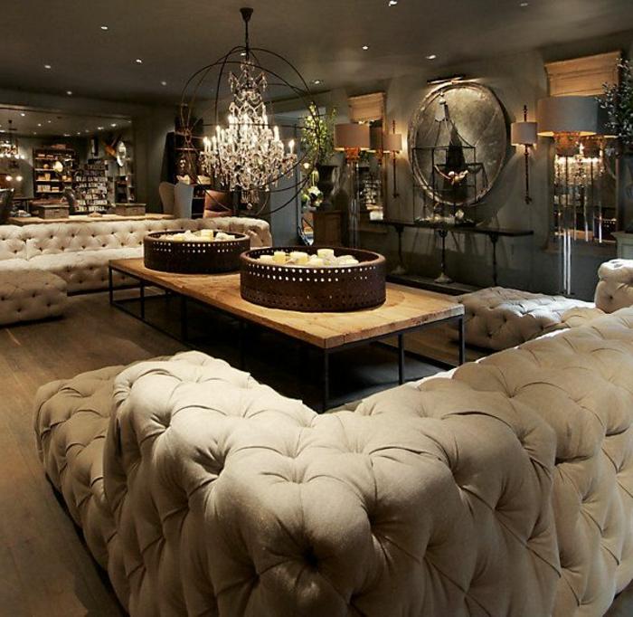 canapés-covertibles-grands-sofa-lits-beiges