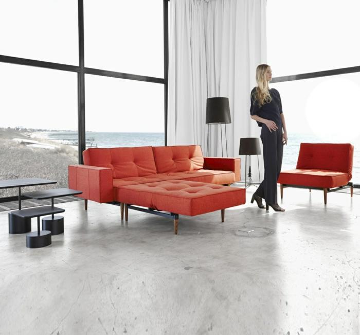 canapés-covertibles-joli-design-de-canapé-lit
