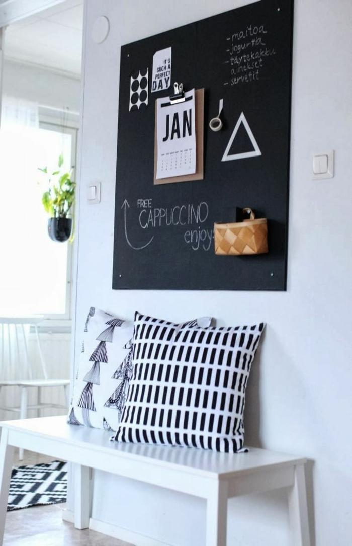 carrelage-mural-ardoise-tableau-ecolier-ardoise-deco-tableau-noir-aimanté-chambre-salon