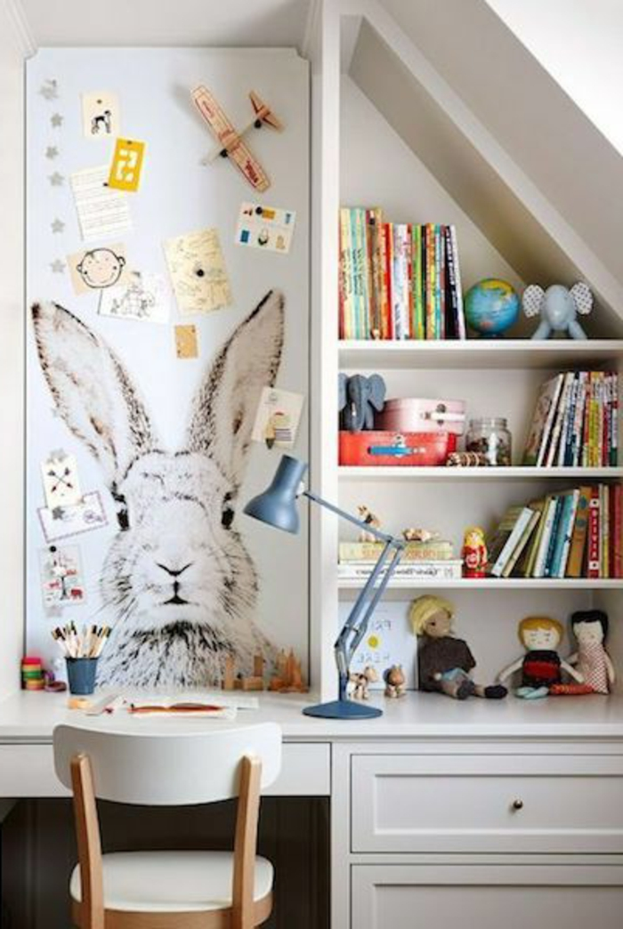 Choisir la meilleure chaise de bureau enfant avec cette for Chambre d enfant decoration