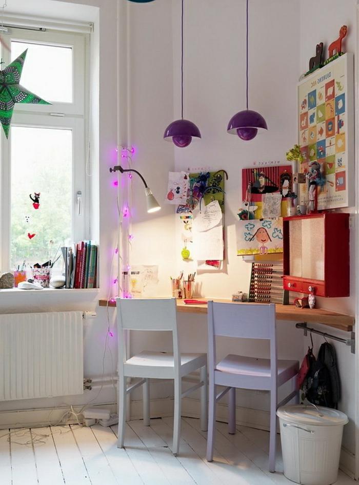 Choisir la meilleure chaise de bureau enfant avec cette for Amenagement bureau enfant