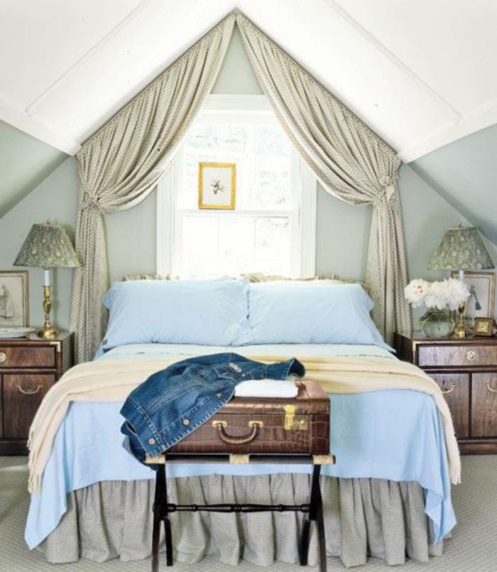chambre-à-coucher-sous-pente-amenagement-comble-aménagement-de-combles-plafond-sous-pente