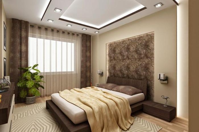 Vous cherchez des id es pour comment faire un faux plafond for Plante pour chambre a coucher