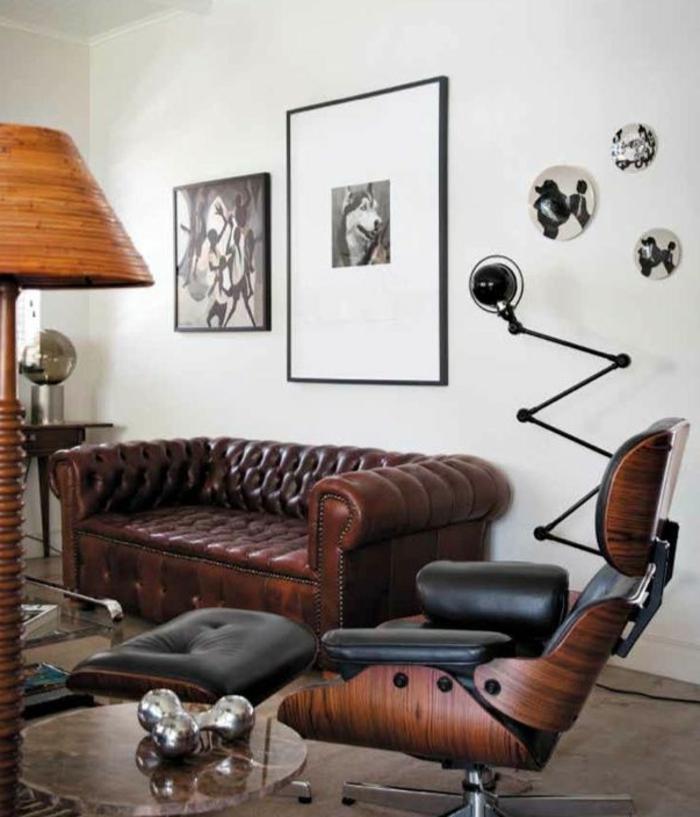comment-bien-choisir-le-canapé-club-et-le-fauteuil-club-cuir-vieilli-pour-le-salon