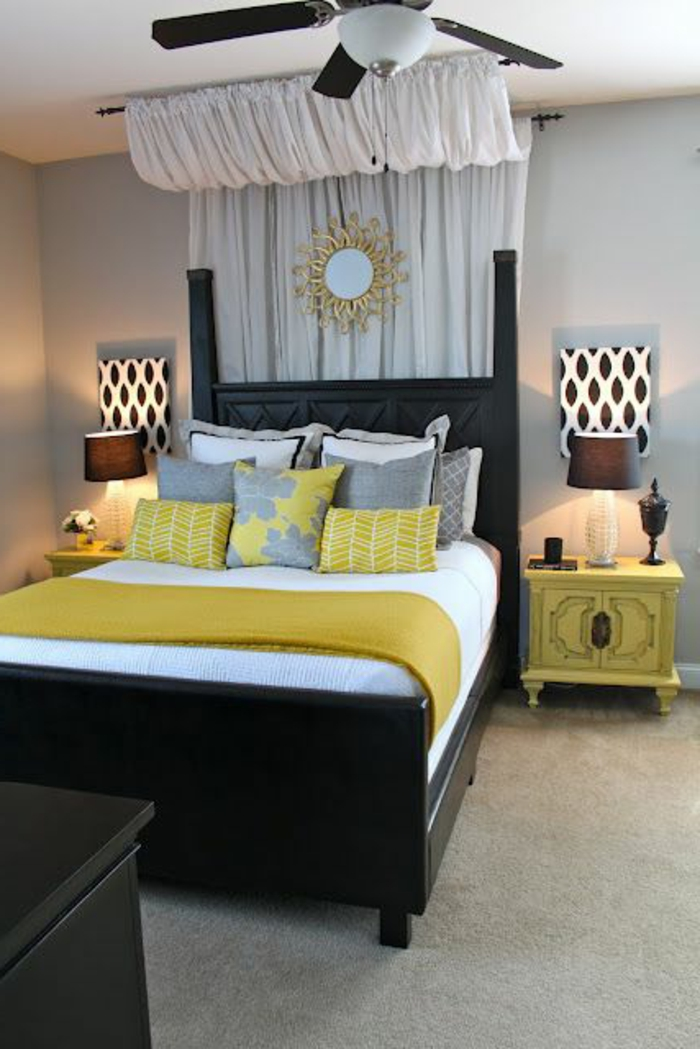comment d corer sa chambre id es magnifiques en photos. Black Bedroom Furniture Sets. Home Design Ideas